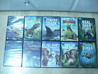 BBC Planet Earth,Dinosaur,Shark,Komodo Dragon,Apes,Spy,Finding Phil DVD