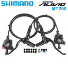 Kyпить Shimano BL BR MT200 Hydraulic Disc Brake Set MTB Bicycle Brake Front Rear Black на еВаy.соm