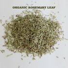 Organic Dried Rosemary Leaf  Whole Bulk free Shipping Romero