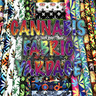 Kyпить Marijuana Prints Home Decor Fabric Polyester 62