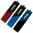 Ping Collection Unisex Tri-Fold Golf Towel 25% OFF RRP
