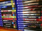 Playstation 4 Bulk Bundle You Choose! Ps4 Games Red Dead 2, Cars 3, Ghostbusters