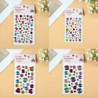 3d Children Gem Stickers Diamond Acrylic Crystal Sticker Decoration H0r5