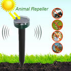 Solar Power Ultrasonic Sonic Mouse Gopher Mole Pest Rodent Repellent Repeller günstig