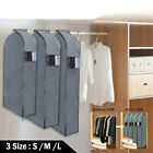 Coats Wardrobe Storage Garment Suits Bag Clothing Cover Hanging Dust Protector