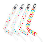 Baby Pacifier Clip Boy Girl Teething Dummy Soother Nipple Strap Chain Holder LP