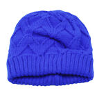 Plain Beanie Ski Cap Hat Warm Solid Color Winter New Men's Women's FA