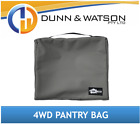 4wd Canvas Pantry Bag Aus Made (4x4, Canopy, Ute, Bench, Fridge)