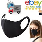 Face Mask Washable UK Reusable Cotton Breathable High Quality Masks Shield Cover <br/> ✅UK Stock✅Quick Delivery✅Over 1.9M F/Back✅Vacuum Sealed