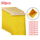 50PCS PADDED BUBBLE ENVELOPES BAGS POSTAL WRAP PACKING POSTAL WRAP E Light Weigh