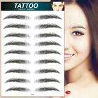 4d Hair-like Eyebrow Tattoo Sticker False Eyebrows Eyebrow New Waterproof A6l7