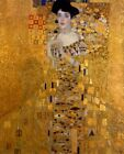 Lady In Gold By Gustav Klimt Painting Artwork Paint By Numbers Kit DIY