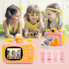 Instant Print Camera  Print Paper for Kids 2.4in Screen 12MP Photo 1080p Video