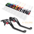 CNC Long Brake Clutch Levers for TRIUMPH SPEED TRIPLE 04-07 & TIGER 800 2011-14 $34.76 USD on eBay