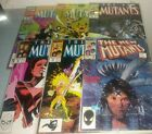 New Mutants  86 - 100 (individual issues) some newsstand editions image