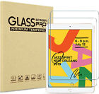 Tempered glass screen protector for iPad 10.2 9.7 7th 5th 6th Air Pro Mini 2 3 4