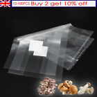 Transparent Mushroom Spawn Grow Bag High Temp Resistance Breathable Growing Bags