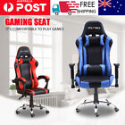 Aylesea Gaming Chair Office Computer Leather Chairs Racer Executive Racing Seat