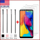 Touch Stylus Pen For LG Stylo 5 / 5X / 5+ SCREEN PROTECTOR + Replacement Pencil