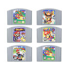 Kyпить Mario Kart Super Mario 64 Party 1 2 3 Video Game Cartridge Nintendo N64 Console на еВаy.соm