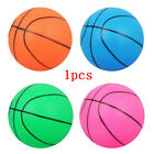 16cm Mini Inflatable Basketball Blow Bouncy Ball Kids Outdoor Play Toys Gift