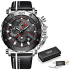 2020 Lige Nouvelle Fashion Men Watches Top Brand Luxury Large Dial