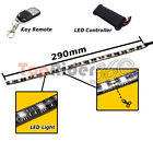 Motorcycle RGB LED Lights Strip Kit 290mm Cut Flexible For Triumph Motors $17.82 USD on eBay