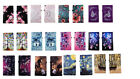 TABLET CASE FOR 10 INCH NOTE 10.1 FOLIO PU LEATHER COVER CARD CASH SLOTS STAND