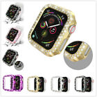 Bling Protective Face Bumper Case Cover for Apple Watch 38/42mm Series 1/2/3/4/5