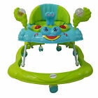 Baby Walker First Steps Push Along Bouncer Activity Music Ride On Toy Car Music