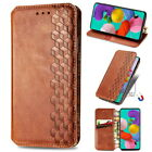 For Samsung Galaxy S20 S10 A21S A51 A71 5G Flip Leather Card Wallet Case Cover