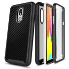 For LG Rebel 4 LTE/Aristo 2/3+/Phoenix 4/3 Built-In Screen Protector Case Cover