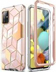 Galaxy A51 5G Case | Hybrid Slim Stylish Scratch Resistant Protective Cover Pink