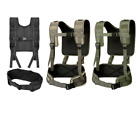 Metal Detecting Detector Harness Sling Swing Support Carry Belt Universal Beach