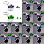 Kyпить 12 Zodiac Sign Key chains Ball Crystal Key tag Rings Scorpio Leo Aries key tags на еВаy.соm