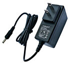 """AC-DC Adapter For O2 Cool Portable 10"""" Battery Cooling Fan Power Supply Charger"""