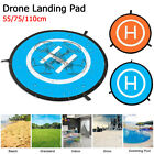 Portable Landing Pad Drone Parking Apron for UAV Novice Landing Trainin Pad