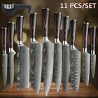 Kitchen-Chef-Knife-Stainless-Steel-Japanese-Damascus-Pattern-Sharp-Cleaver-Knife