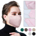 Silk Washable Reusable Face Mask. Made Fast Shipping