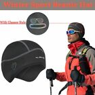 2PCS Skull Cap Winter Beanie Hat Helmet Liner Bike Head Wrap Ear Cover Men Women