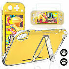 5in1 Protective Hard Case Cover Shell+Screen Protector for Nintendo Switch Lite