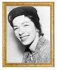 Marjorie Tallchief Photograph in a Aged Gold Frame