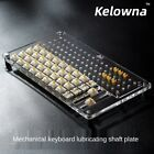 Acrylic Position Plate For Mechanical Keyboard Switch Grease lubricating Oil