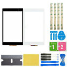 For Sony Xperia Tablet 8* Z3 Compact SGP611 SGP612 Touch Screen Glass Digitizer