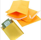 Lots 10/20/50/100X Kraft Paper Padded Bubble Envelopes Mailers Shipping Case