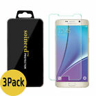 {1-10 Pack} SOINEED® Samsung Galaxy Note 5 Tempered Glass Protector Film Clear
