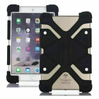 """Universal Soft Silicone Stand Cover Case Kid Shockproof For Various 10""""Model Tab"""