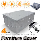 □waterproof Outdoor Furniture Cover Yard Uv Garden Table Chair Shelter Protector