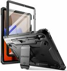 Poetic Revolution for Galaxy Tab S7 Tablet Case With Built-in-Screen Protector