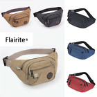 Fanny Pack Waist Bag Men Women Crossbody Hip Belt Pouch Pocket Travel Sport Bum